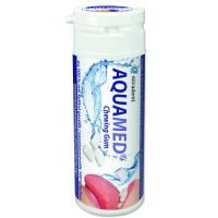 Miradent AQUAMED Xylitol - жевательная резинка 30 г. маракуйя