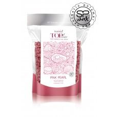 ItalWax Top Line Pink Pearl (Розовый жемчуг) воск пленочный в гранулах 750гр