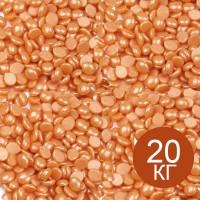 ItalWax Top Line Coral (Коралл) воск пленочный в гранулах 20 кг