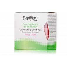 Depilflax Воск Розовый EXTRA горячий в дисках (500 гр)