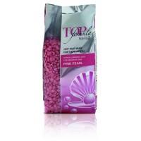 Italwax Воск Top Formula Pink Pearl Розовый жемчуг в гранулах (750 гр)