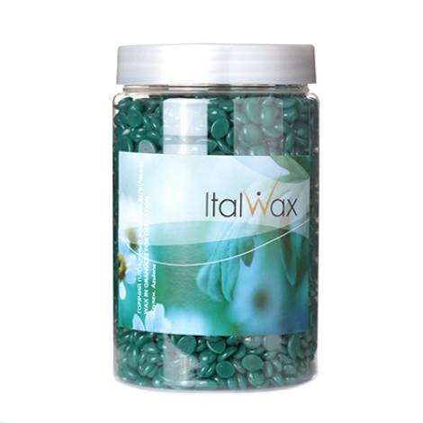 Italwax Воск Natura Азулен горячий пленочный в гранулах (500 гр)