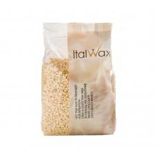 Italwax Воск Natura Белый шоколад горячий пленочный в гранулах в пакете (0,5 кг)