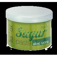 Italwax Organic Line сахарная паста в банке Алоэ-вера (750 гр)