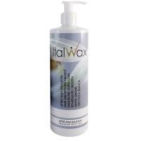 ITALWAX Лосьон-эмульсия после депиляции с замедлением роста волос Natura Орхидея (500 мл)