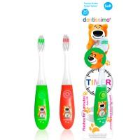 Dentissimo Kids детская зубная щетка с таймером подсветки 2 мин, 3-6 лет