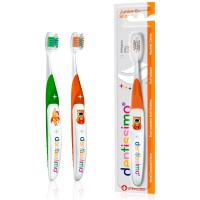 Dentissimo Junior детская зубная щетка 6+