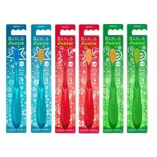 R.O.C.S. Junior зубная щетка для детей от 6 до 12 лет мягкая, безопасный пластик