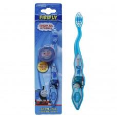 Thomas Friends детская зубная щетка с колпачком от 3-6 лет