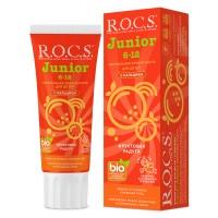 R.O.C.S. Junior фруктовая радуга 6-12 лет зубная паста