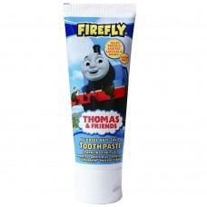Thomas Friends детская зубная паста со вкусом Buble Gum 6+ 75 мл
