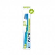 Pierrot Junior Plus зубная щетка с мягкими щетинками для детей от 7 до 12 лет