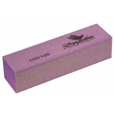 Dona Jerdona 100432 баф шлифовочный фиолетовый 120/120