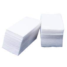 Dona Jerdona Салфетки для маникюра 4*6 70г/кв. м (1000 шт в уп) белые