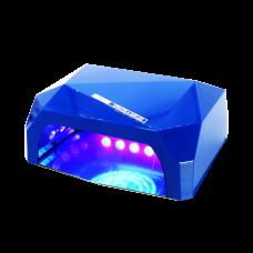 НБ Гибридная лампа 36 ватт мини синяя (CCFL 12В + LED 24 в.)