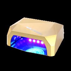 НБ Гибридная лампа 36 ватт мини золотая (CCFL 12В + LED 24 в.)