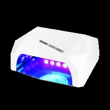 НБ Гибридная лампа 36 ватт мини белая (CCFL 12В + LED 24 в.)