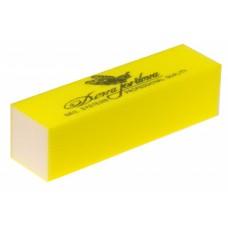 Dona Jerdona 101187 баф шлифовочный для искусственных ногтей желтый 100/100