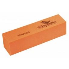 Dona Jerdona 101191 баф шлифовочный для искусственных ногтей оранжевый 100/100