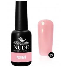 Dona Jerdona Nude Розовый каучуковая нюдовая база 10 мл