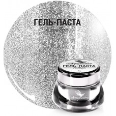 Dona Jerdona Гель-паста № 21 серебро 5 г