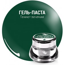 Dona Jerdona Гель-паста № 31 темно-зеленый 5 г