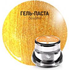 Dona Jerdona Гель-паста № 20 золотой 5 г
