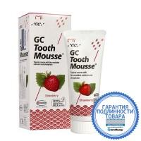 GC Tooth Mousse Тус Мусс Клубника аппликационный мусс для реминерализации зубов 40 г