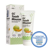 GC Tooth Mousse Тус Мусс Дыня аппликационный мусс для реминерализации зубов 40 г