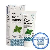 GC Tooth Mousse Тус Мусс Мята аппликационный мусс для реминерализации зубов 40 г