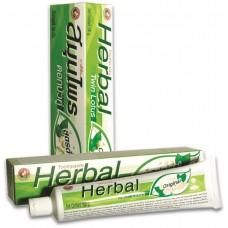 Twin Lotus Herbal Original оригинальная зубная паста с травами 100 гр