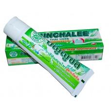 Punchalee Herbal Natural растительная натуральная зубная паста с тайскими травами 35 гр