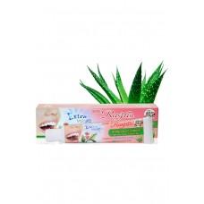 Rasyan Herbal Extra White зубная паста с гвоздикой, алоэ вера и листьями гуавы 30 гр