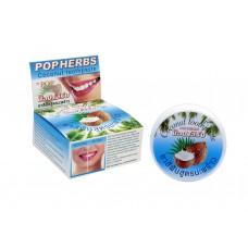 POP Herbs Coconut зубная паста с кокосом 30 гр