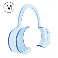 Andent CT-M ретракторы, расширитель для губ средний синий 1 шт