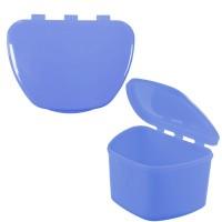 Andent DB05 (93*66*55) контейнер для хранения ортодонтических конструкций голубой