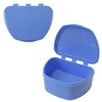 Andent DB06 (95*75*38) контейнер для хранения ортодонтических конструкций голубой