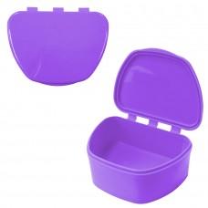 Andent DB06 (95*75*38) контейнер для хранения ортодонтических конструкций фиолетовый