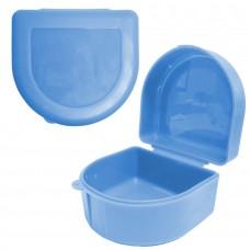 Andent TB06 (80*71*50) контейнер для хранения ортодонтических конструкций голубой