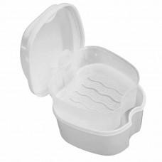 Andent DB17 (93*90*70) контейнер для хранения ортодонтических конструкций с сеточкой внутри белый