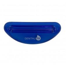 Dentalpik выдавливатель для зубной пасты синий