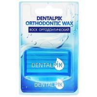 Dentalpik воск ортодонтический для брекетов мятный