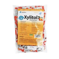 Miradent Xylitol Chewing Gum Fresh Fruit свежие фрукты жевательные резинки 100 по 2 шт