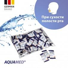 Miradent Aquamed леденцы против ксеростомии с ксилитом и вкусом маракуйа 100 штук, 230 г