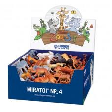 Miratoi No4 - игрушки зоопарк 100 шт