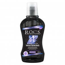 R.O.C.S Black Edition Whitening отбеливающий ополаскиватель 250 мл