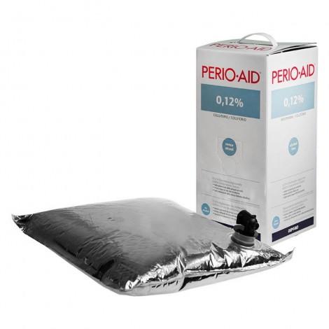 Dentaid Perio Aid 0,12 ополаскиватель для полости рта с хлоргексидином (5 л)