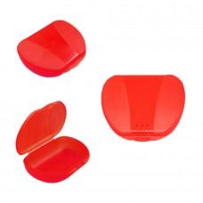 Andent DB18 контейнер для хранения ортодонтических конструкций красный (64*80*28)