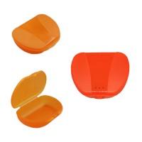 Andent DB18 контейнер для хранения ортодонтических конструкций оранжевый (64*80*28)