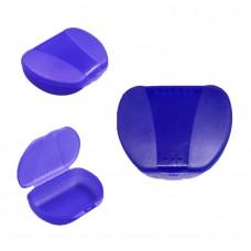 Andent DB18 контейнер для хранения ортодонтических конструкций синий (64*80*28)